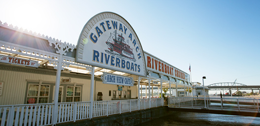 Riverboats Loading Dock