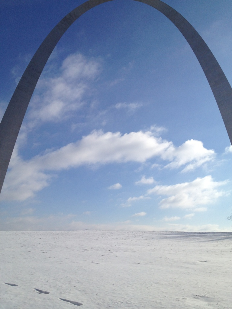 The Archs True Purpose Revealed Gateway Arch Built To Control
