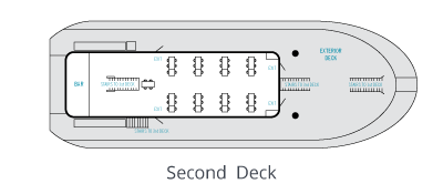 Tom Sawyer diagram second deck