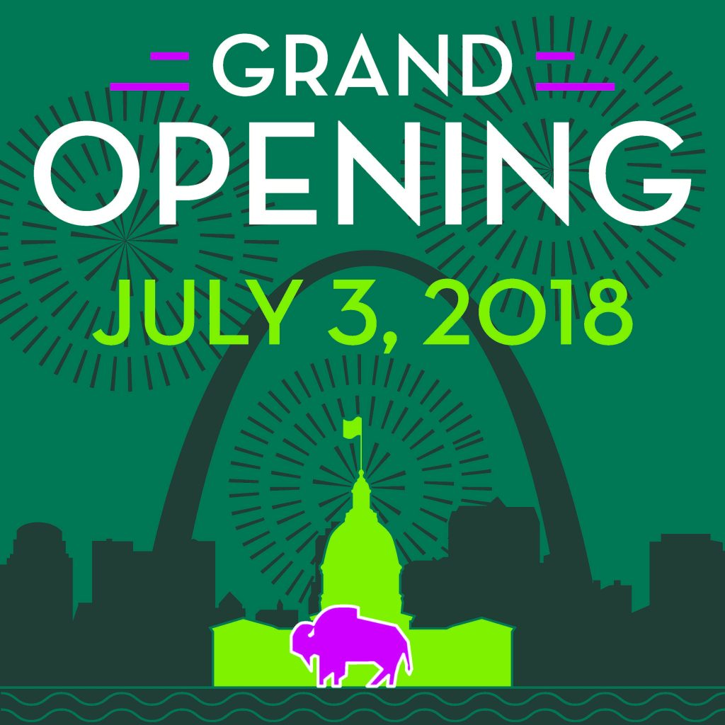 Grand Opening Graphic