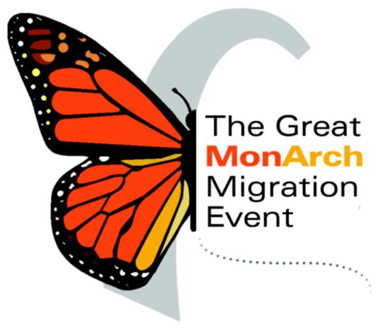 MonArch Migration Event Logo