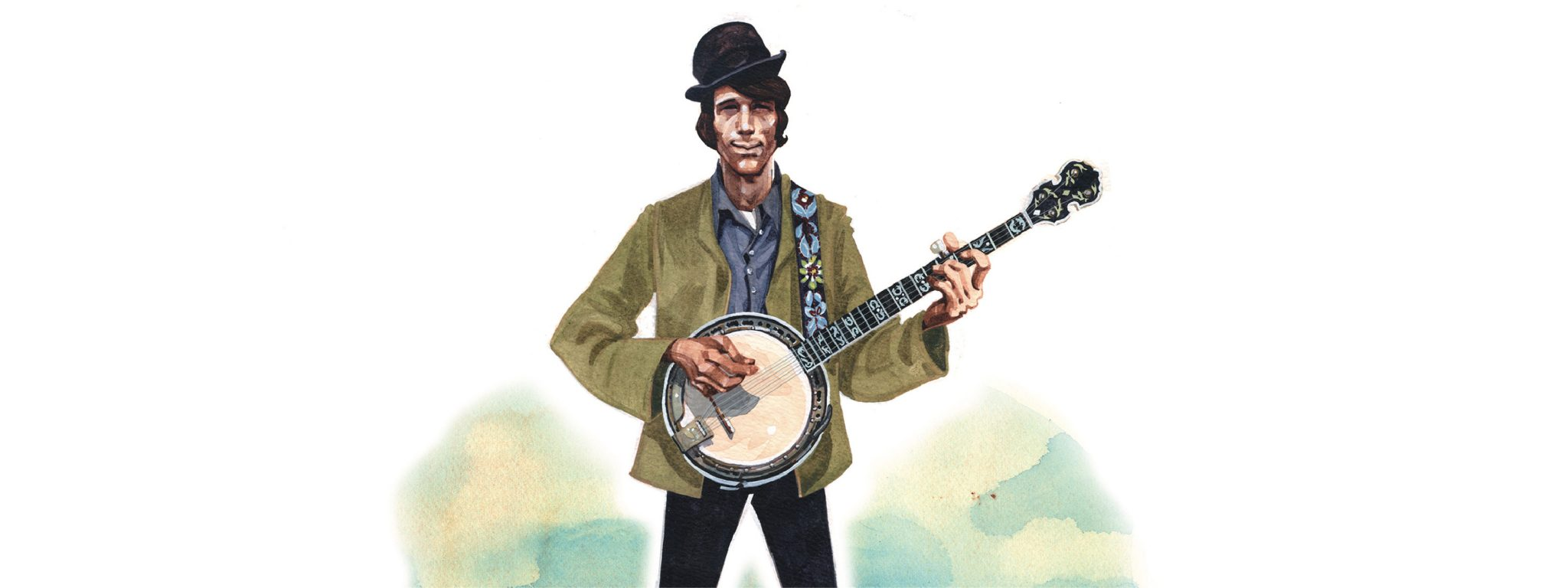 John Hartford Graphic