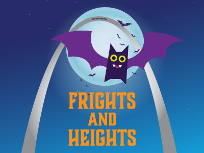 Frights & Heights Logo
