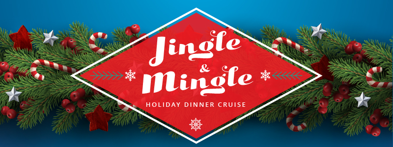 Jingle and Mingle Holiday Cruise Logo