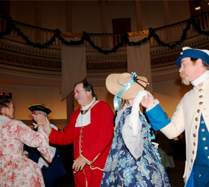 1770 Twelfth Afternoon Ball
