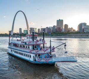 St. Louis Riverfront Cruise