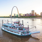 Riverboat Cruising on the Mississippi River