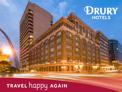 Drury Hotel Downtown STL