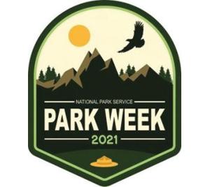 National Park Week 2021 Logo