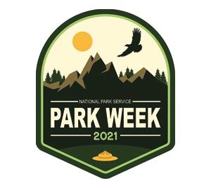 2021 National Park Week Logo