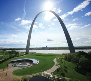 Gateway Arch and Grounds